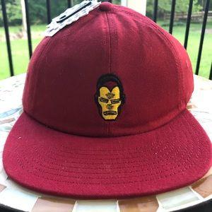 NEW Vans Marvel Comics Hat